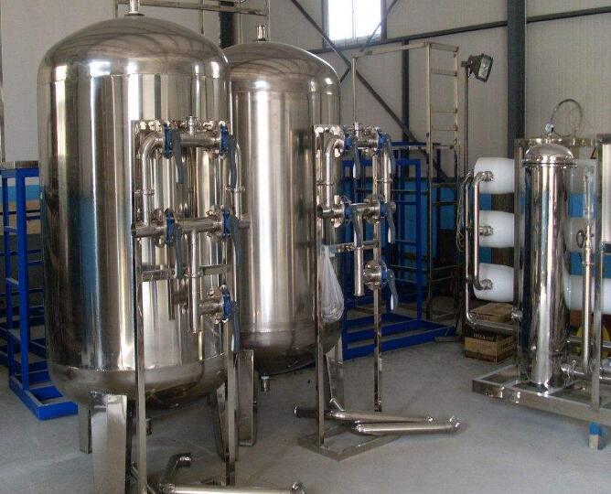 水处理设备中预处理部分是什么?